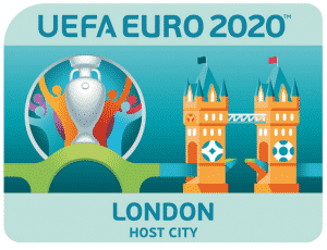 Logo London 2020 , Quelle: UEFA