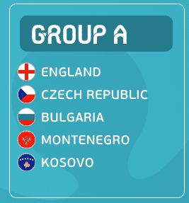 Em Gruppe England