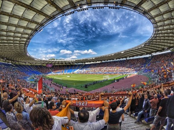 Das Ziel: Im Stadion Olimpico in Rom findet das EM 2020 Eröffnungsspiel statt!