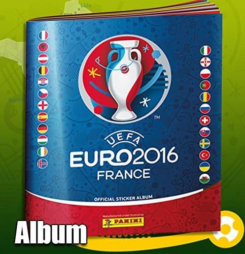 Das war das EM 2016 Panini Heft. wann das EM 2020 Panini Heft kommt, ist noch ungewiss.
