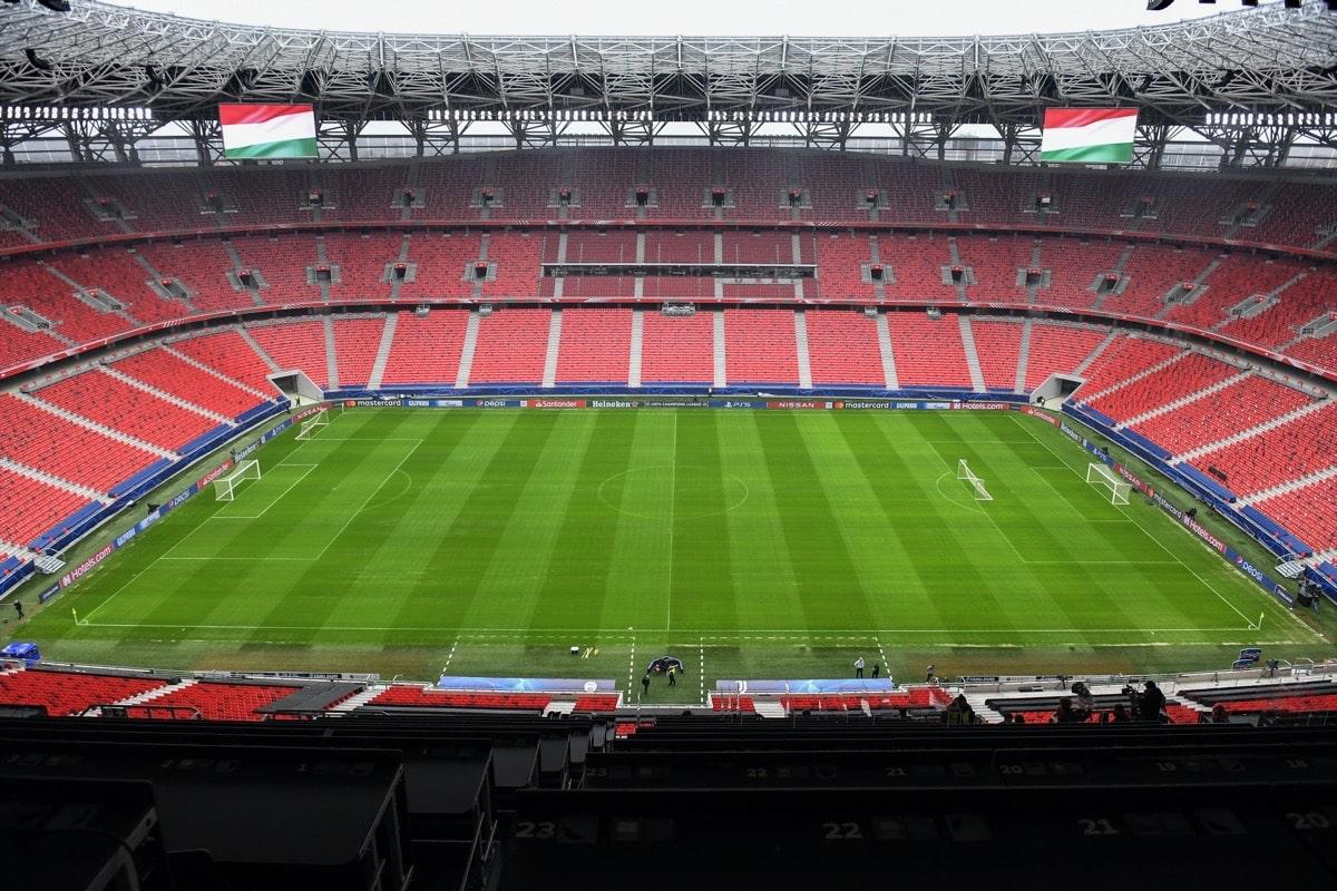 Em 2020 2021 Alle 11 Stadien Austragungsorte Fussball Em 2020