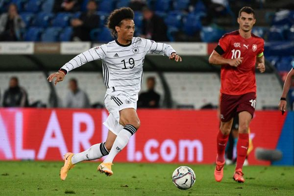Wird es die Europameisterschaft von Leroy Sané? (Foto AFP)