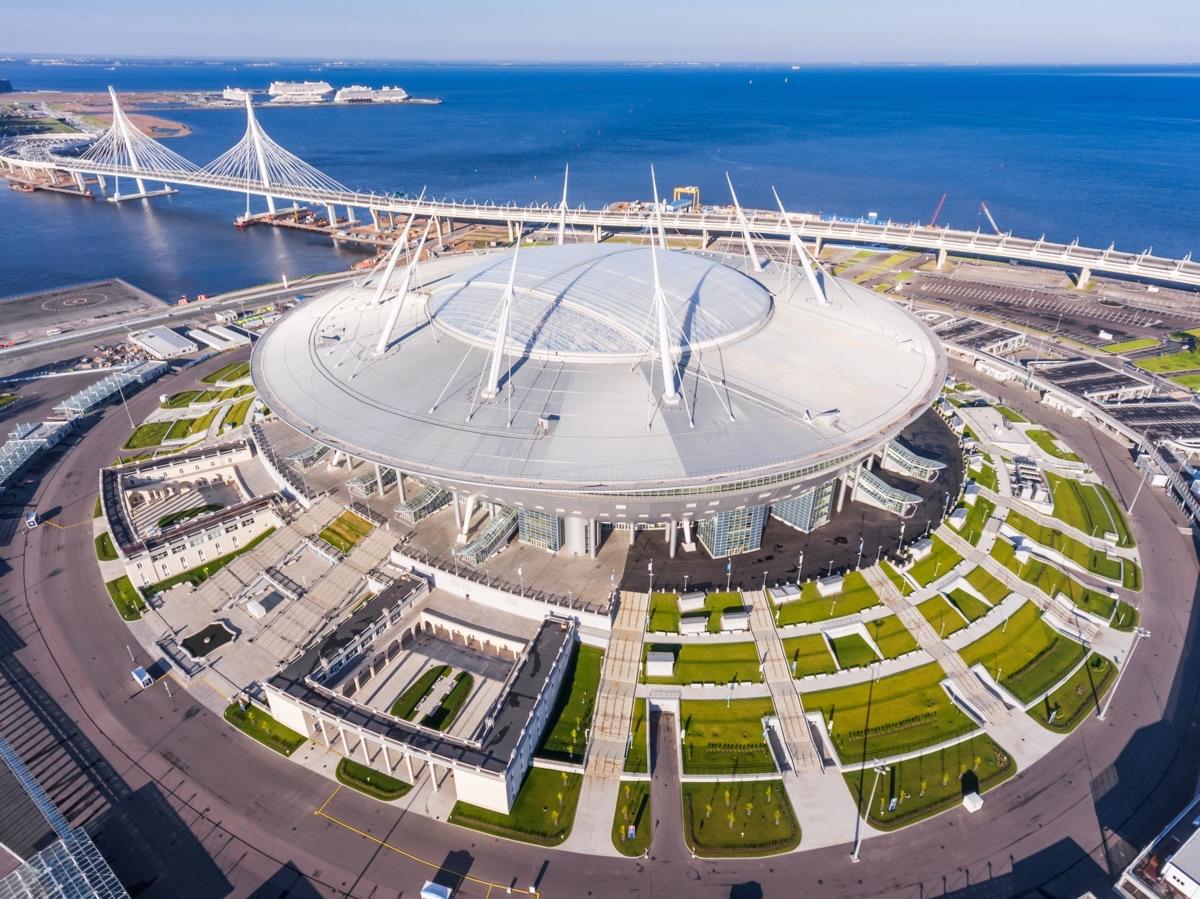 Fußball-Europameisterschaft 2021 Austragungsorte